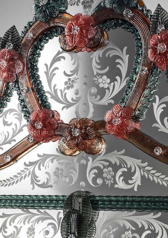 Venetian style Mirrors from ONGARO & FUGA