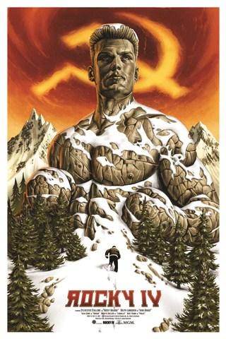 Rocky IV by Jason Edmiston Skuzzles Regular