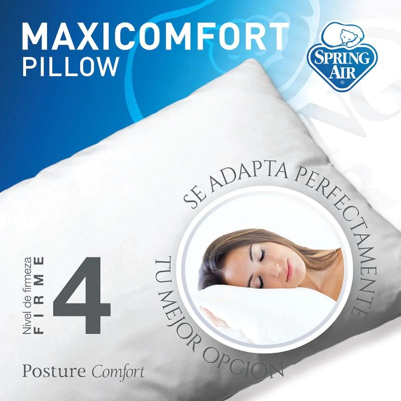 almohada maxicomfort firme