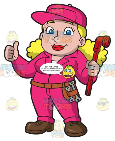 Royalty Free Images Tagged Plumbing Clipart Cartoons By Vectortoons