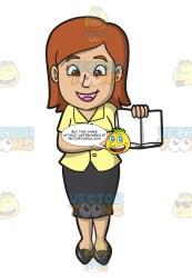 female teacher happy clipart teachers cartoons collection