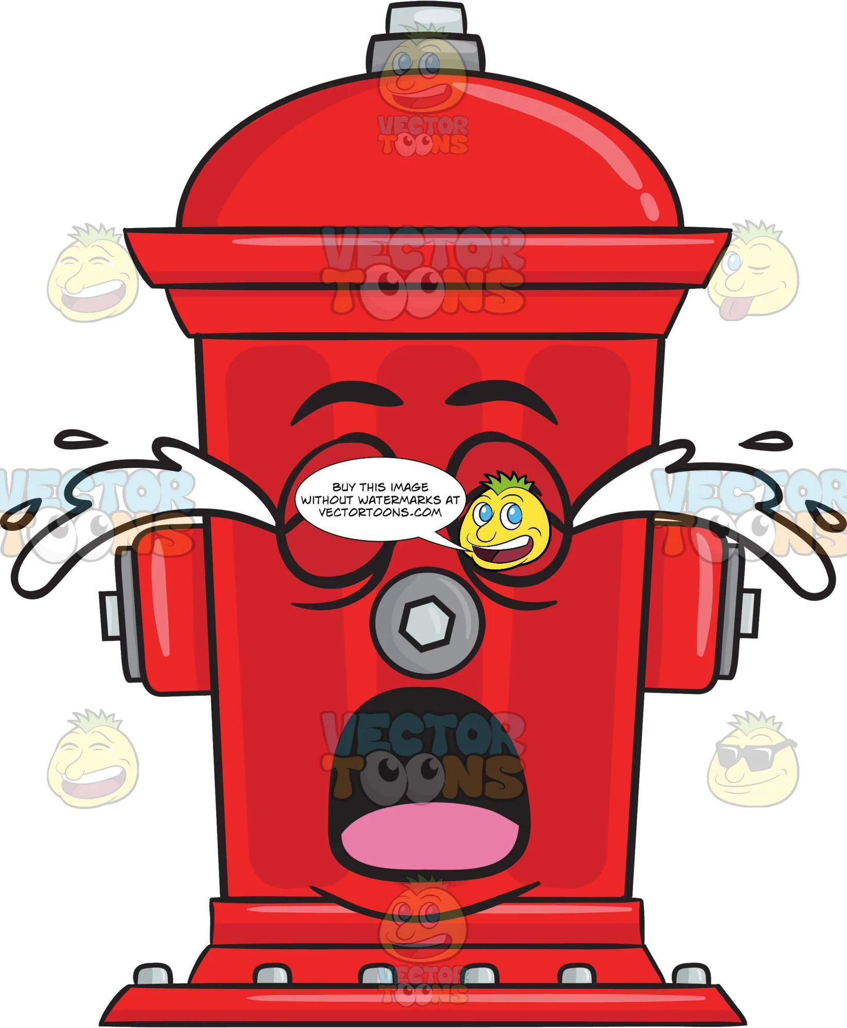 hight resolution of fire hydrant clipart