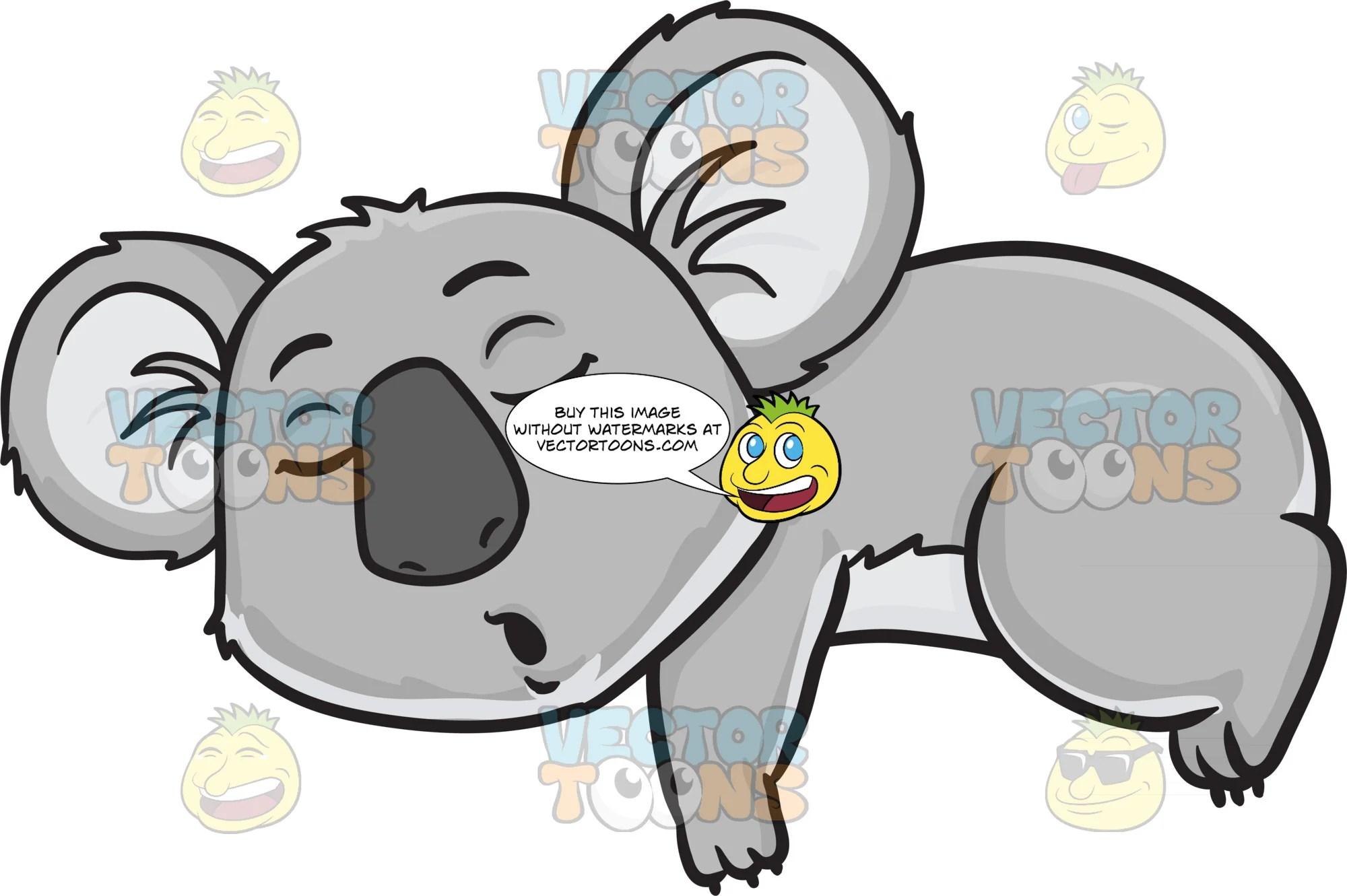 koala bear clipart [ 2000 x 1331 Pixel ]
