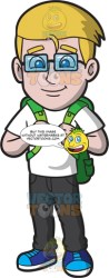 Royalty Free Images Tagged College Clipart Cartoons By VectorToons