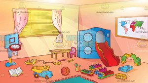 messy background play clipart vectortoons cartoons title