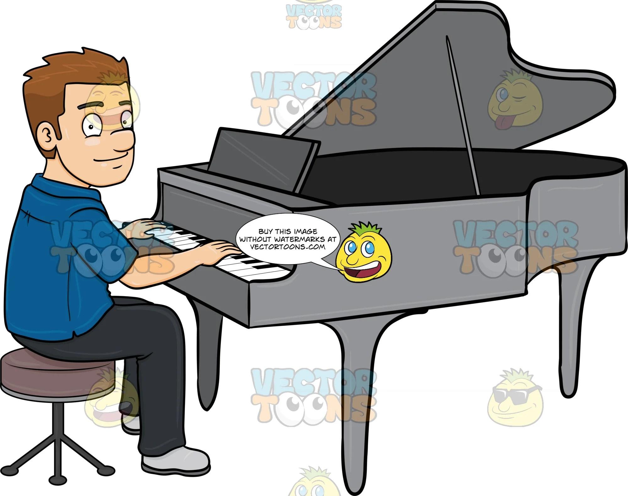 clipart piano [ 2000 x 1581 Pixel ]