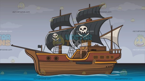 pirate ship # 17