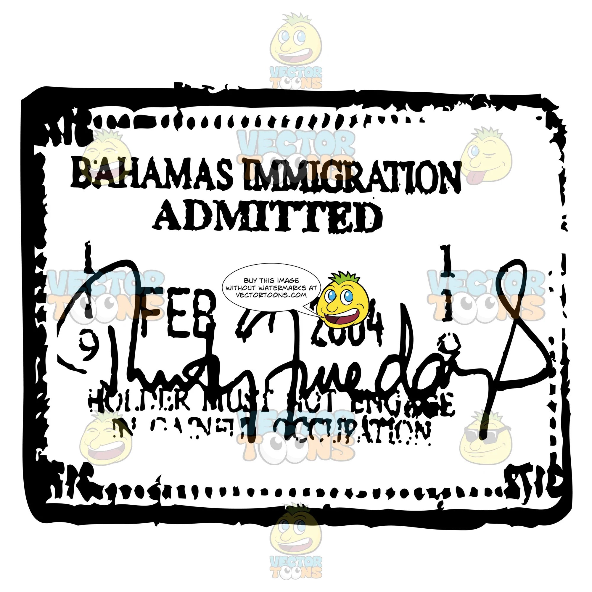 small resolution of passport stamp clipart