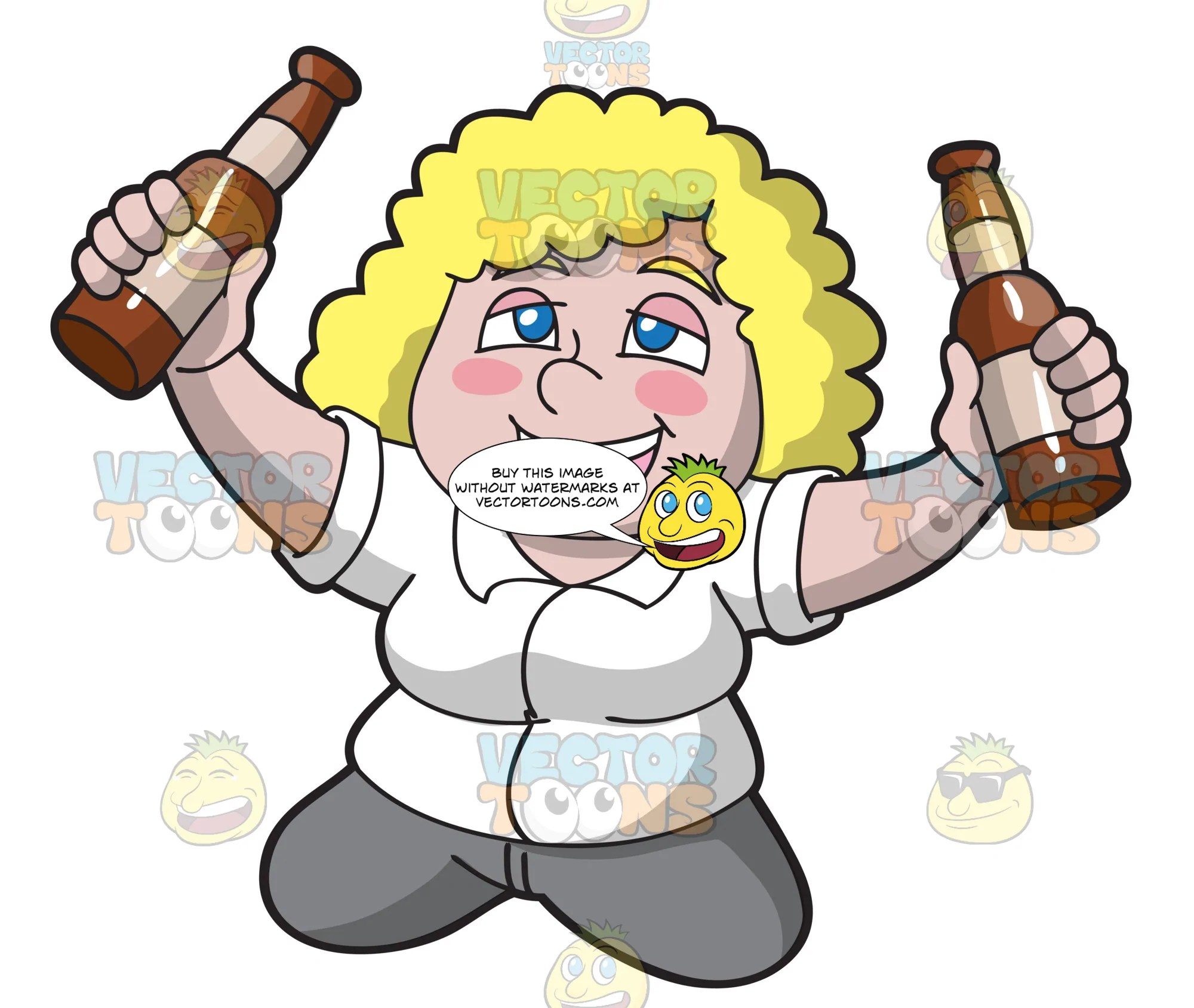 small resolution of drunk clipart