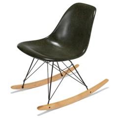Fiberglass Shell Chair Where To Buy Covers In Johannesburg Modernica Side W Maple Black Wire Dowel Base Rocker By Vertigo Home