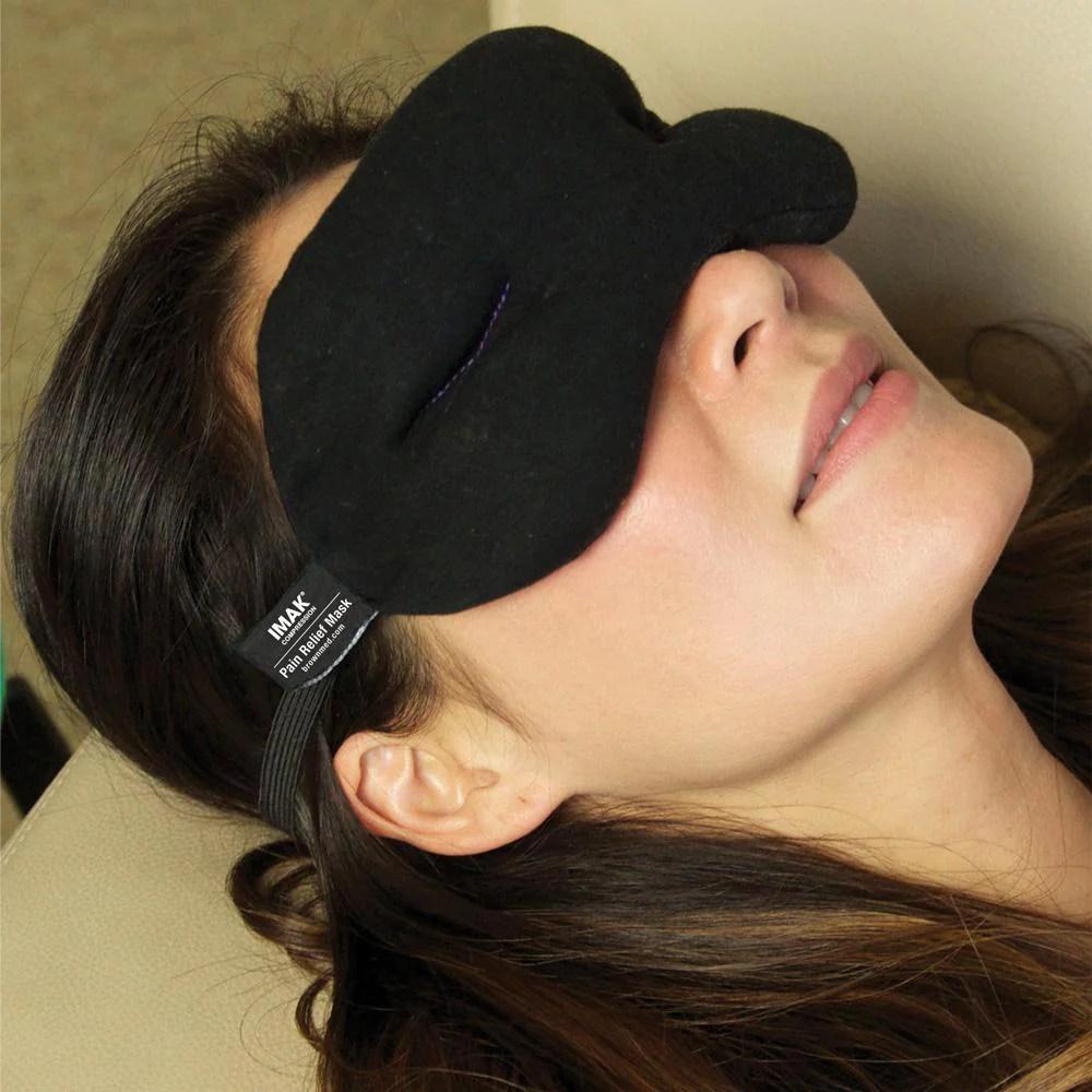 imak eye pillow pain relief mask a30131