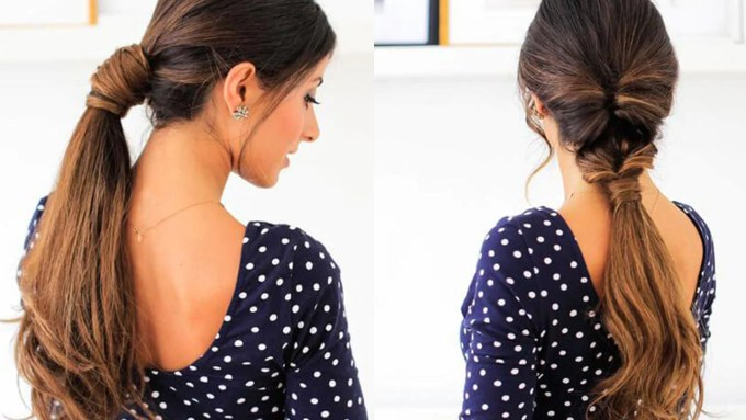 different ways to wear a ponytail – luxy hair