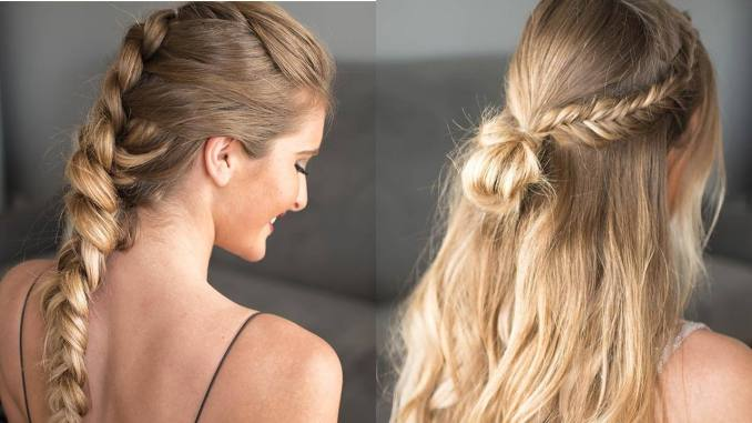 prom hairstyles: gorgeous prom hairstyles for long hair