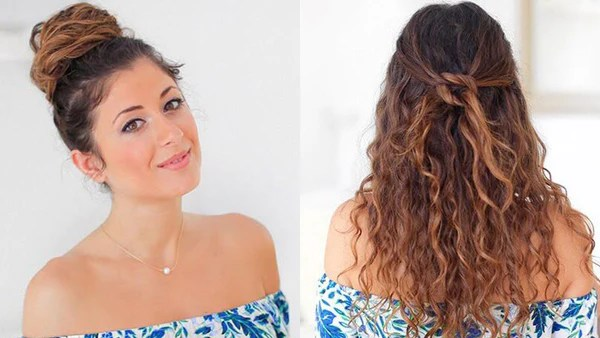 hairstyles frizzy hair
