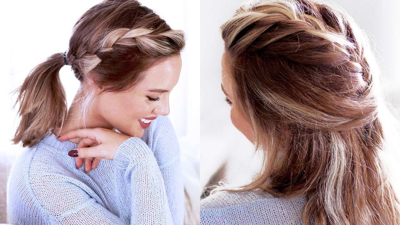 cute hairstyles for short