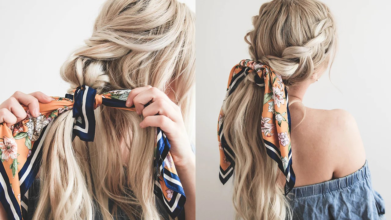 Headscarf Hairstyle Ideas Summer How To Guide Tips