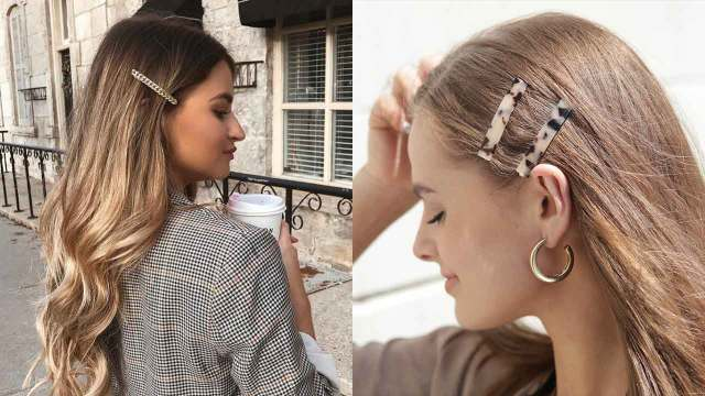 hair clips: how to wear hair clips like a cool girl – luxy hair