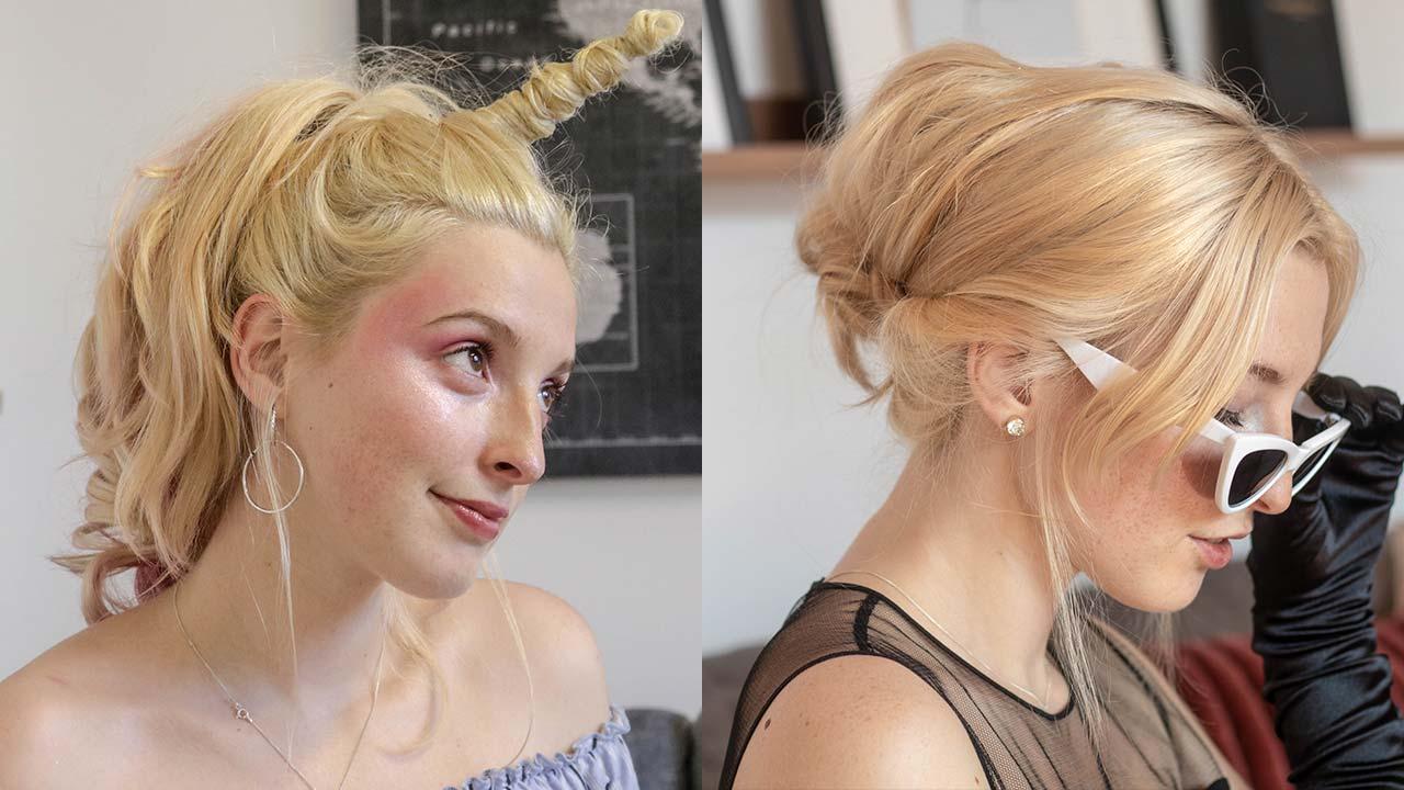 Halloween Hair Ideas Last Minute Diy Halloween Costumes Updated