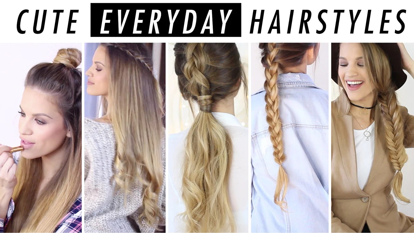 hairstyle ideas weeks worth of