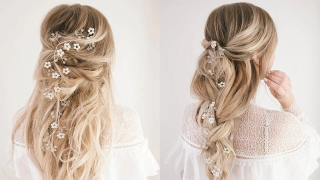 wedding hairstyles: bridal hair guide, ideas & photo