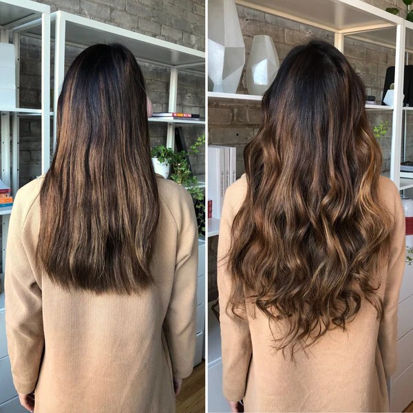 How Do I Choose The Right Color Of Ombre Extensions Luxy Hair