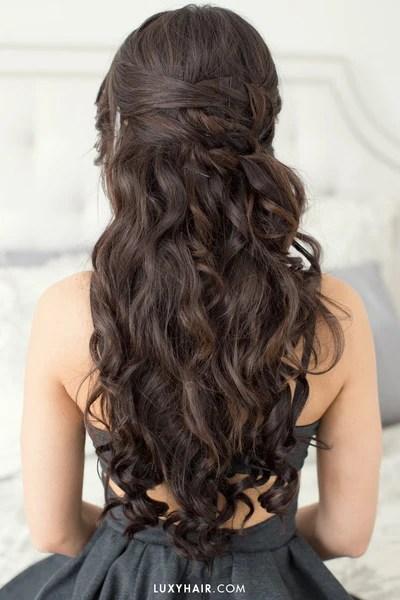 perfect hairstyles valentine's