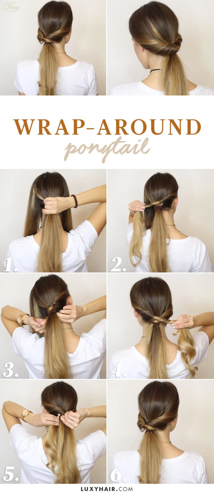 3 easy hairstyles for fall (heatless) – obsigen