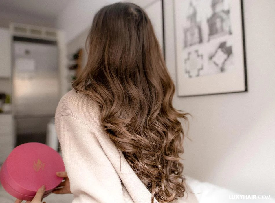 Lazy Girl hairstyles for the holidays