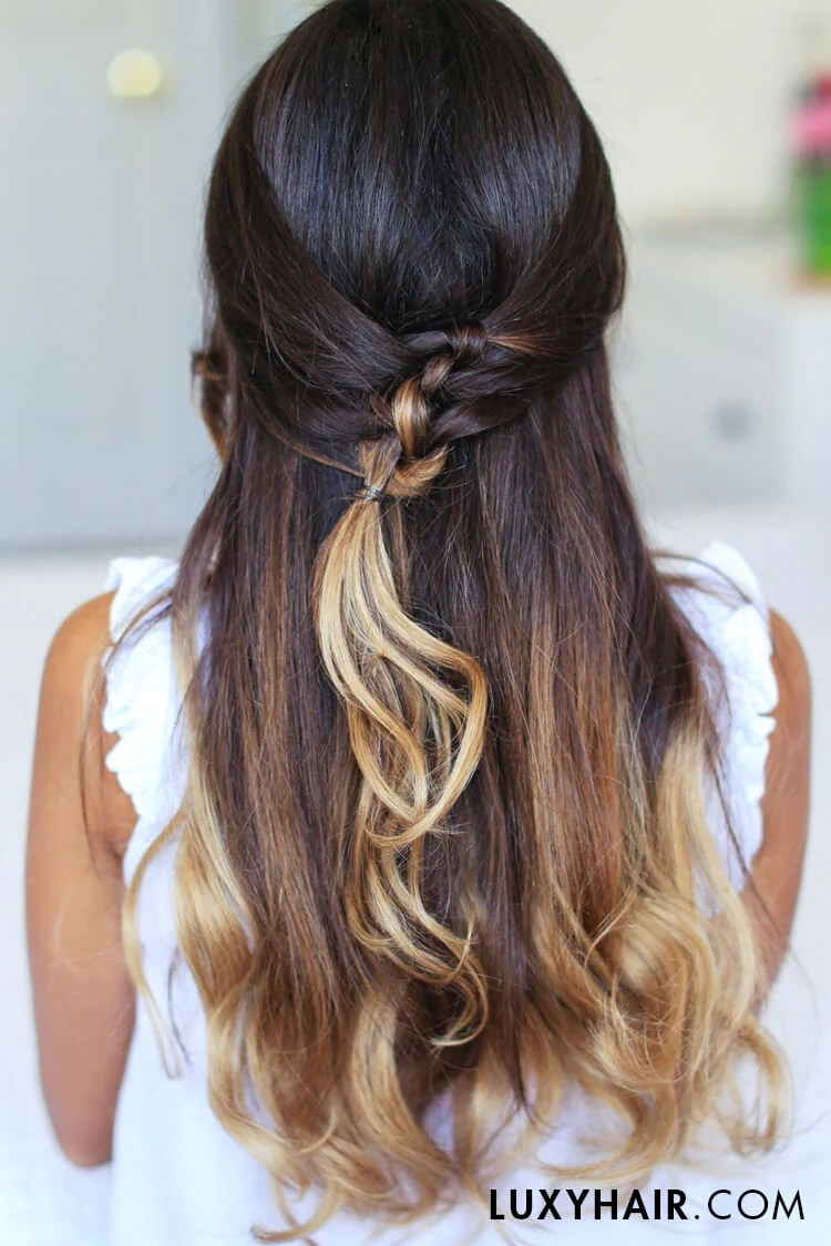 cute everyday school hairstyles