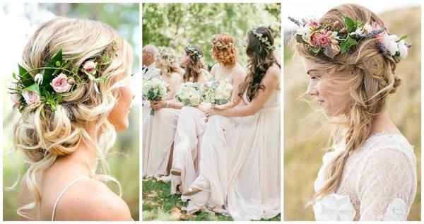 bridesmaid hairstyles maid of
