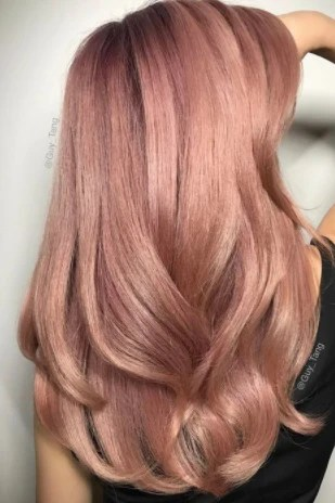 top hair color trends of 2017