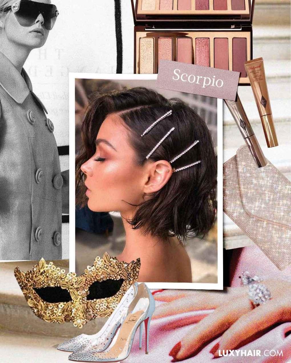 Zodiac hairstyles