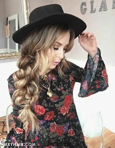 easy summer hairstyles luxy