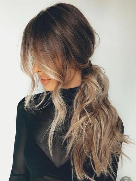 9 ponytails occasion