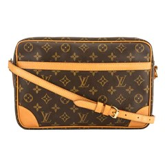 Louis Vuitton Monogram Canvas Trocadero 27 Bag (Pre Owned)