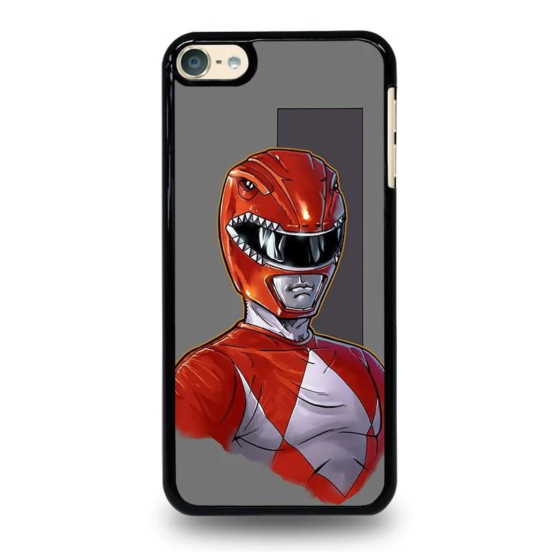 power rangers red ipod