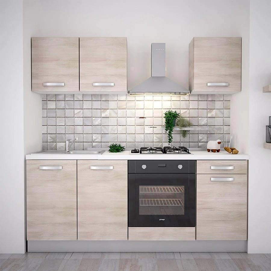 Utilizza le misure dei mobili per assicurarti che. Cucina Bloccata Athena 195 Arredamento Appartamento Beb Hotel Doomostore