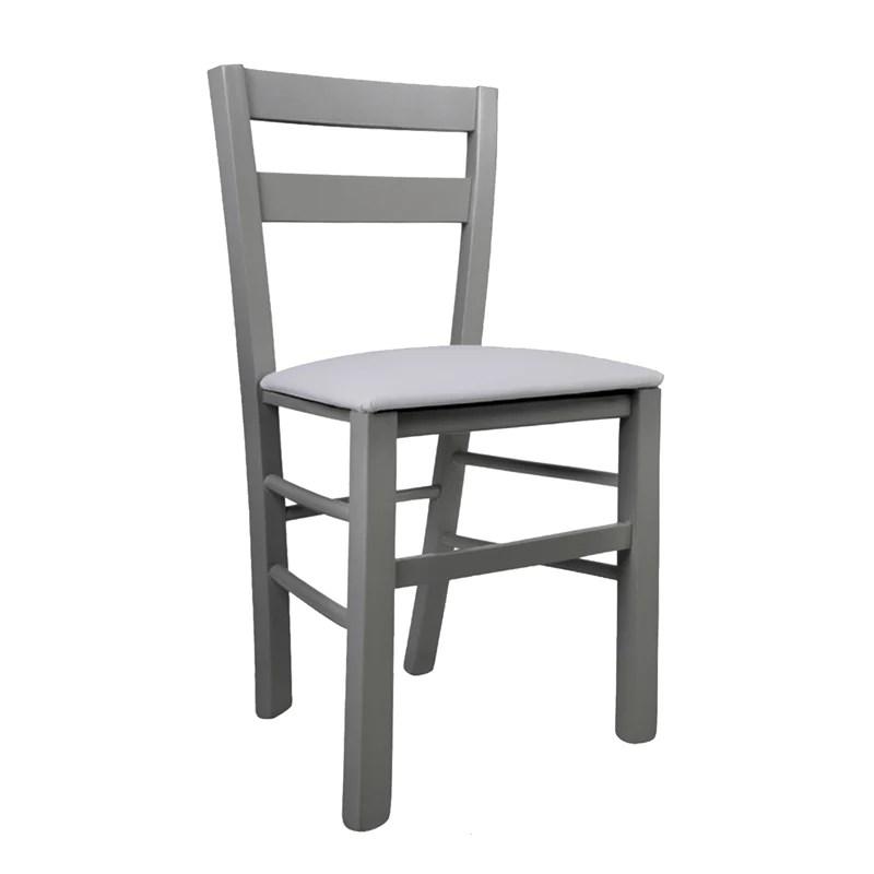Presenta un design semplice, ma accattivante, è poco ingombrante, sostiene bene la schiena, la'ltezza è regolabile. Sedia In Legno Seduta In Ecopelle Giulia Doomostore