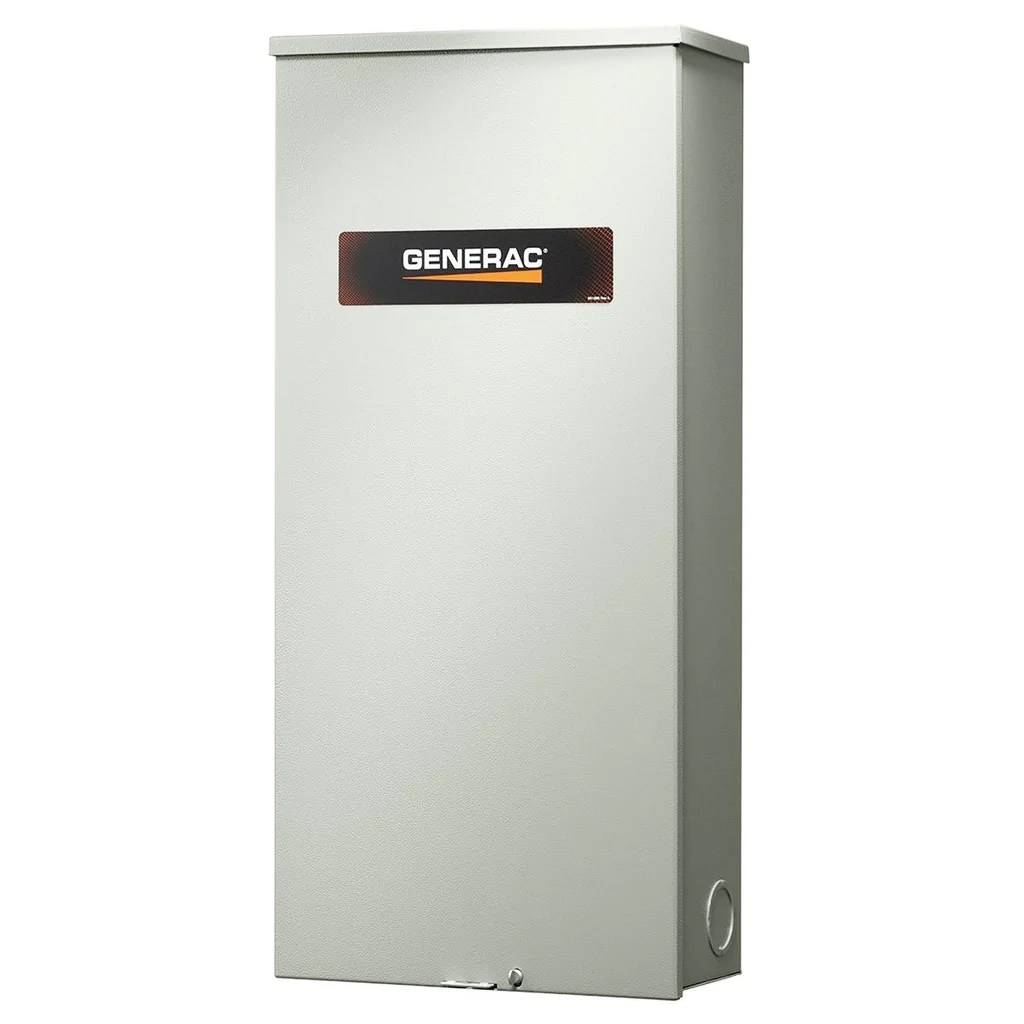 small resolution of generac rxg16eza3 120 240 volt 100 amp 16 circuit generator transfer s factory authorized outlet
