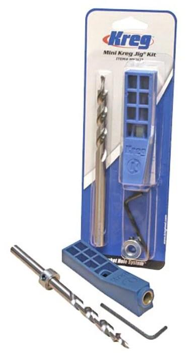 Kreg Pocket Hole Kit : pocket, MKJKIT, Pocket, Joinery, Factory, Authorized, Outlet