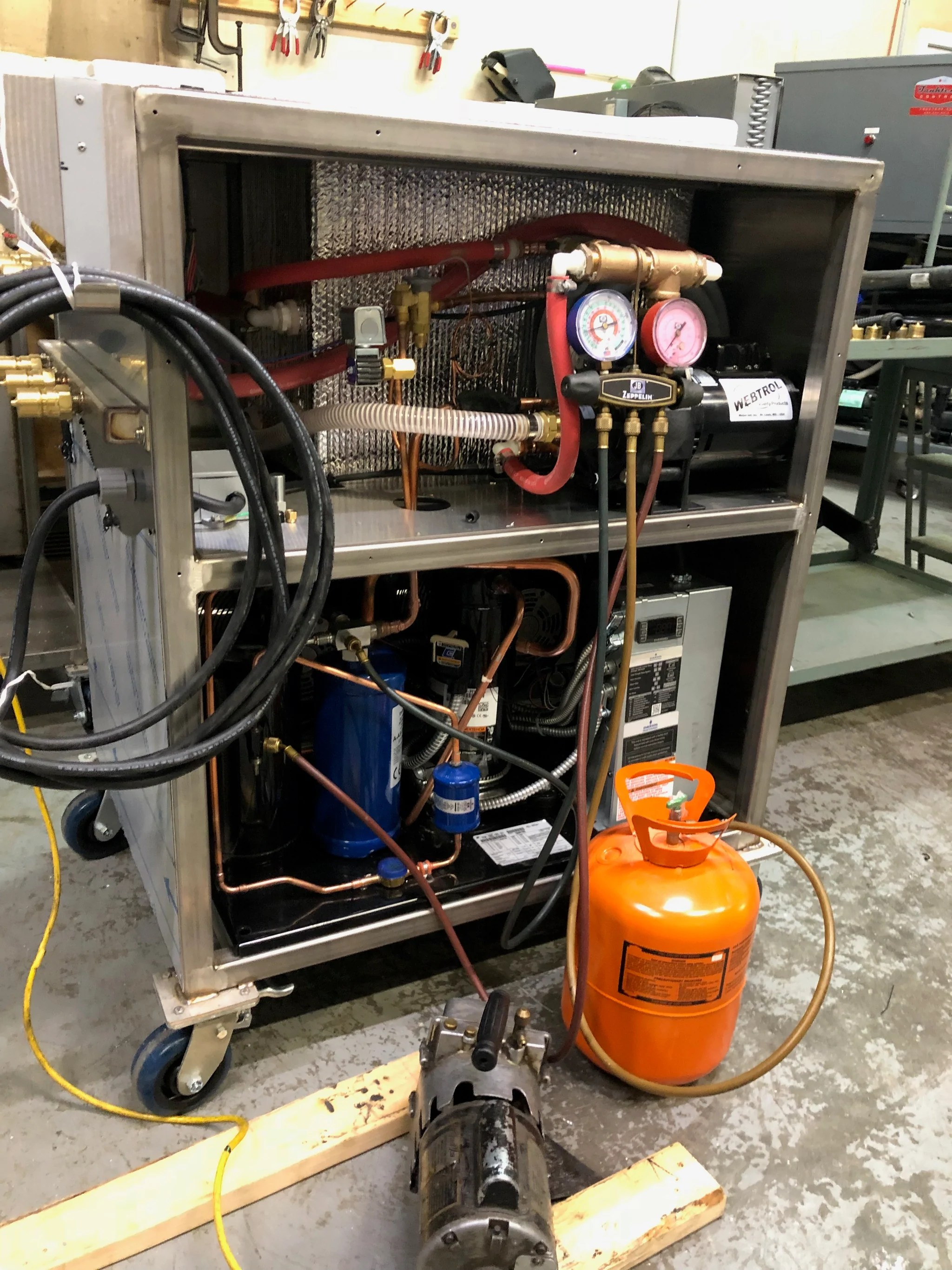 hight resolution of 30 gal single element wiring