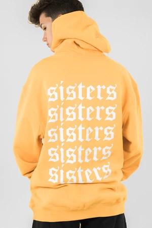 originals repeating yellow hoodie