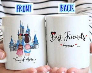 best friend mug best