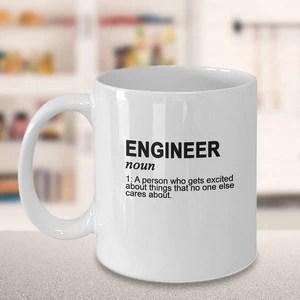 engineer mug coffee mug