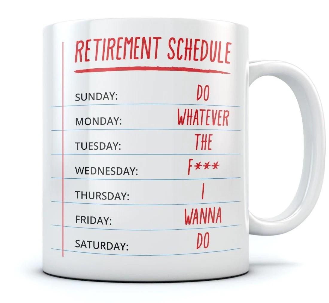 funny retirement gift retirement
