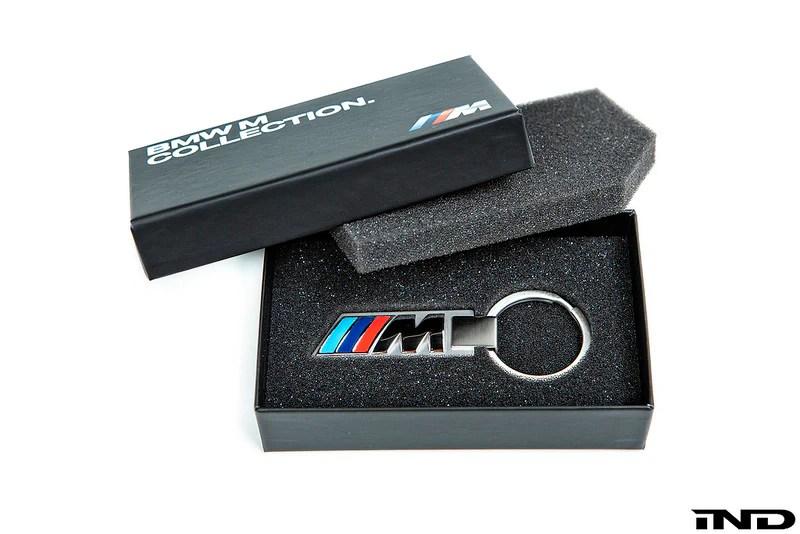 bmw m logo key