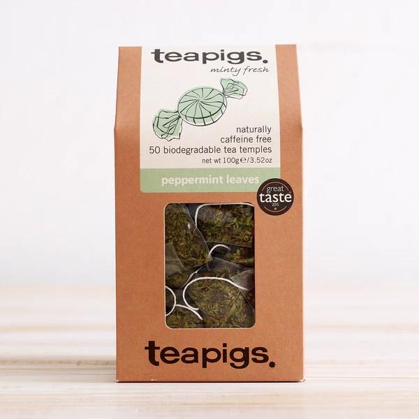 Peppermint | Herbal Tea | teapigs – teapigs.com.hk