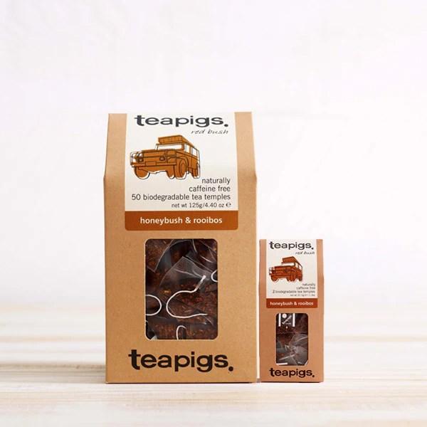 Honeybush & Rooibos | Red Bush Tea | teapigs – teapigs.com.hk