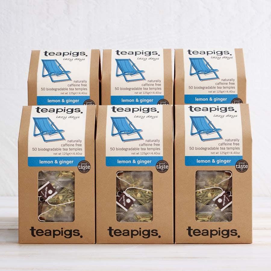lemon and ginger bulk buy – teapigs.com.hk