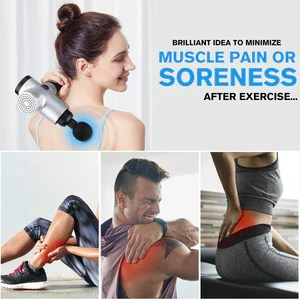 ??Last Day Promotion 60% OFF??4 In One .Relieving Pain .3 Speed Setting Body Deep Muscle Massager